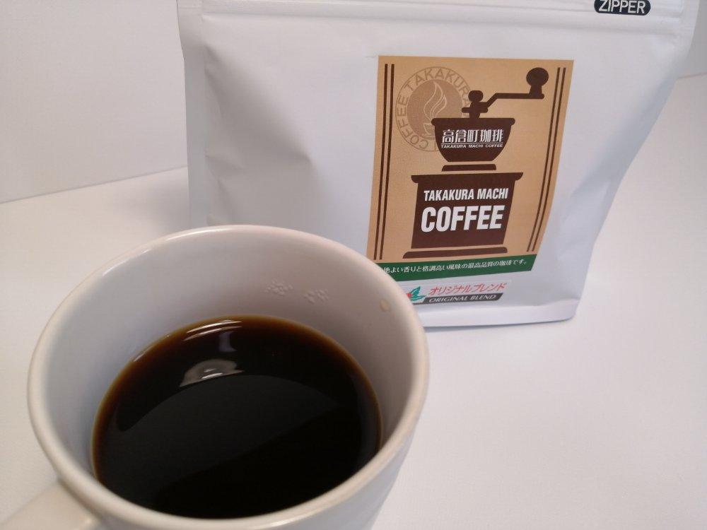 高倉町珈琲のコーヒー