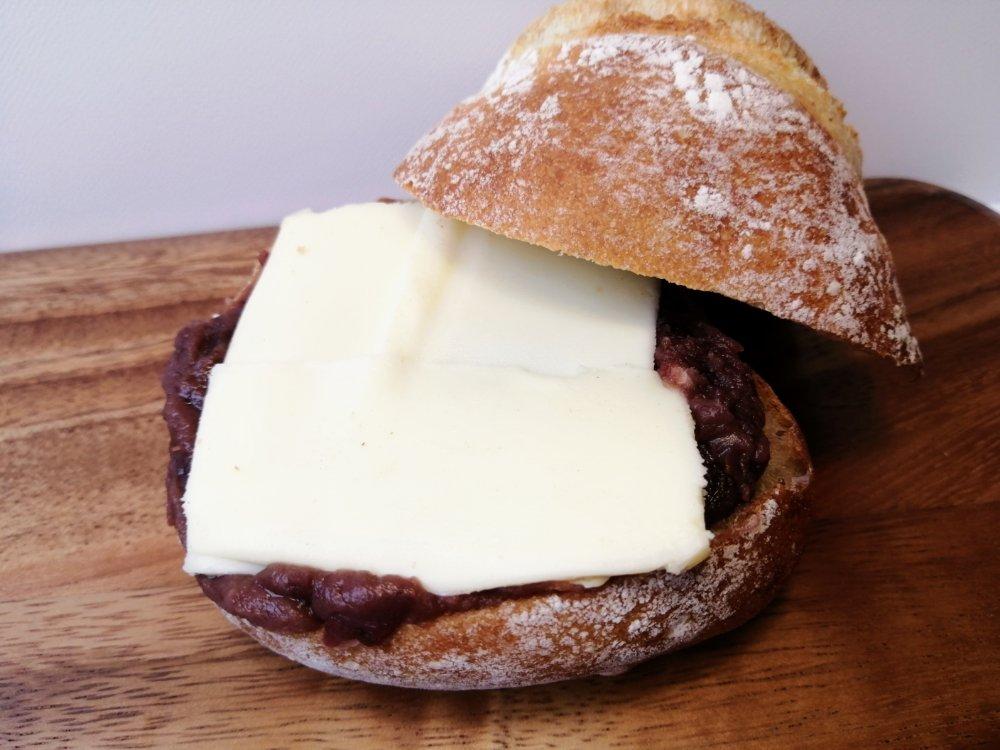 たっぷりバター