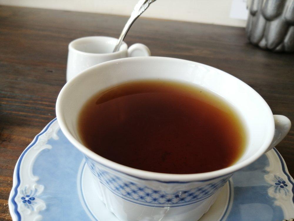 スイートスパイスアサノの紅茶