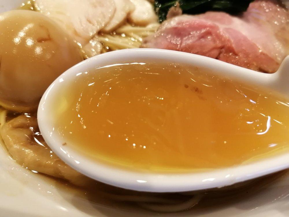川俣シャモスープ