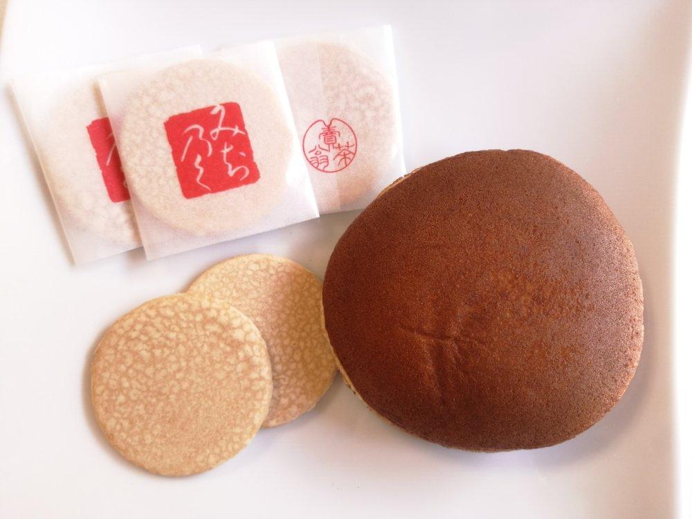 ばいさおうの和菓子
