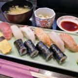 力寿司の木曜ランチ