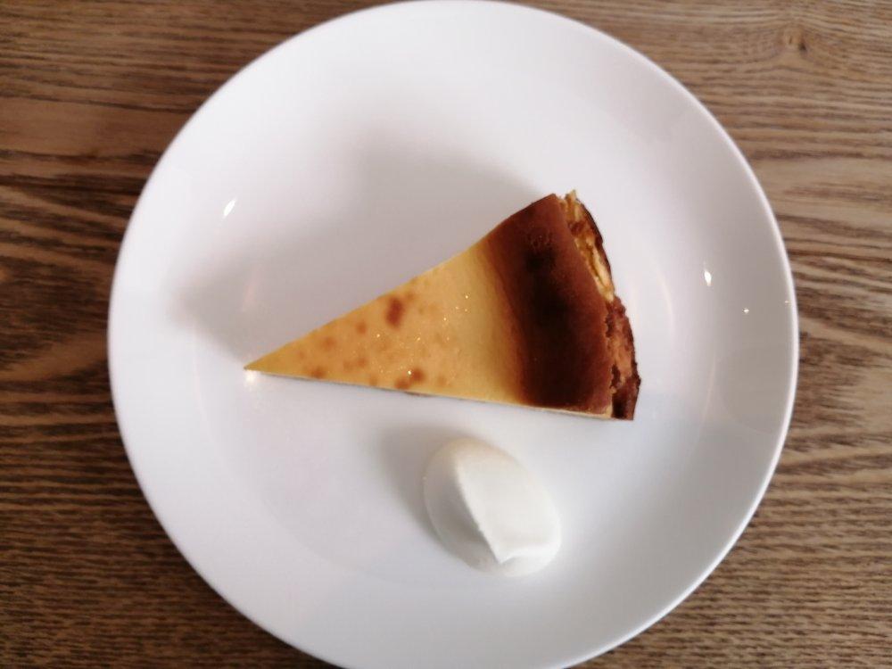 カフェ ハヴントウィーメット オーパスのチーズケーキ