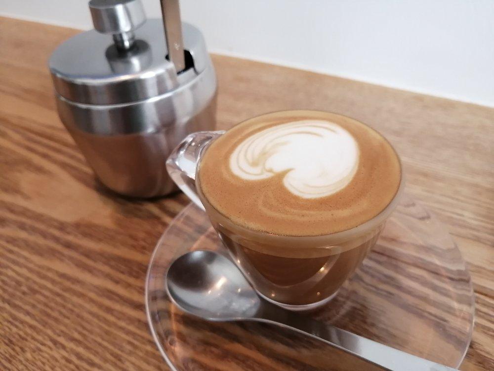 cafe haven't we met opus マキアート