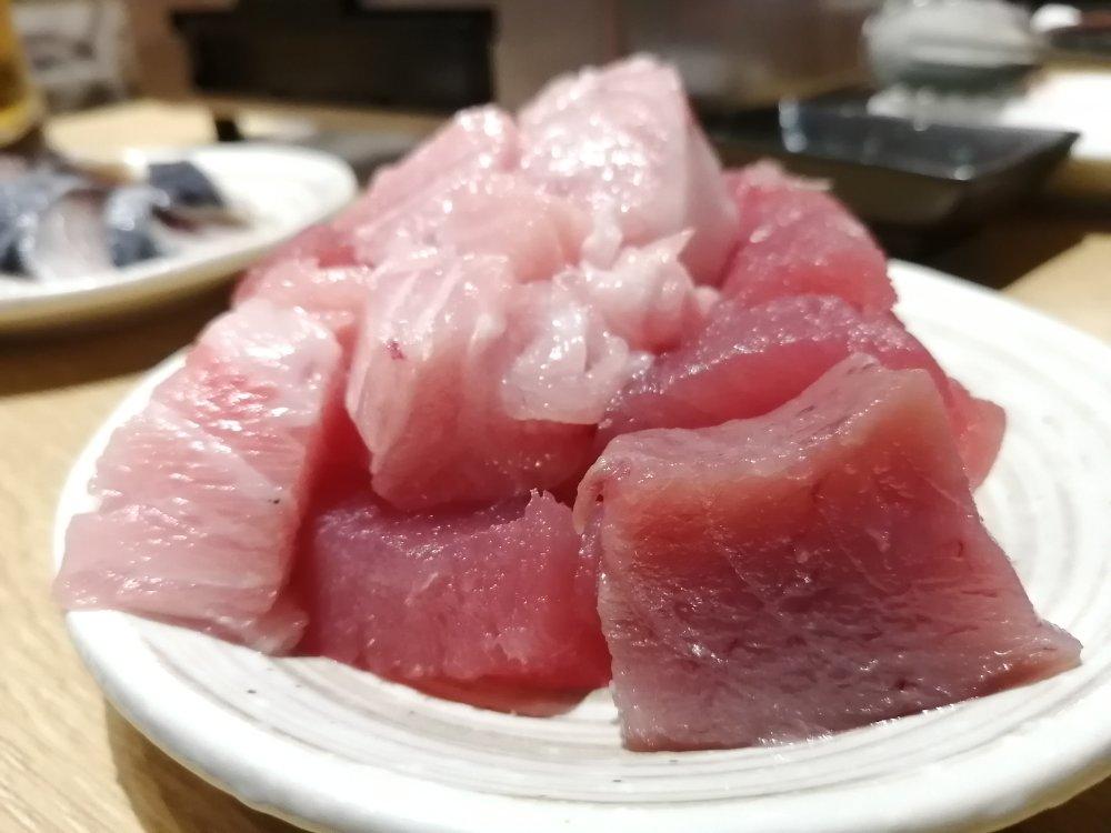 みやぎ鮮魚店の刺身