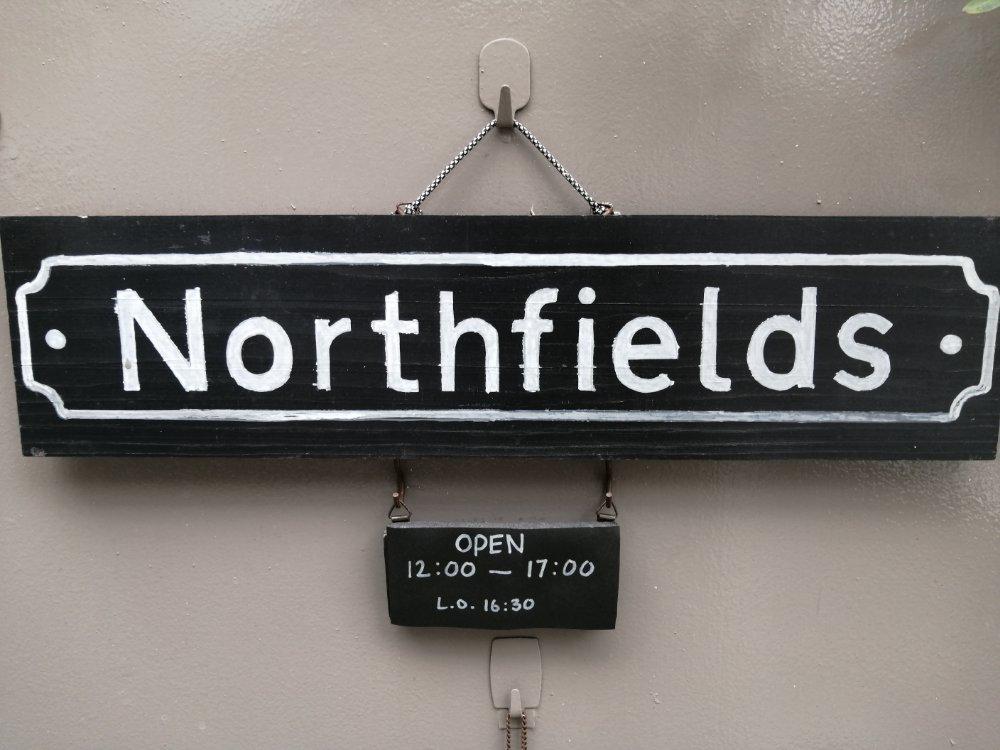 仙台のカフェNorthfields