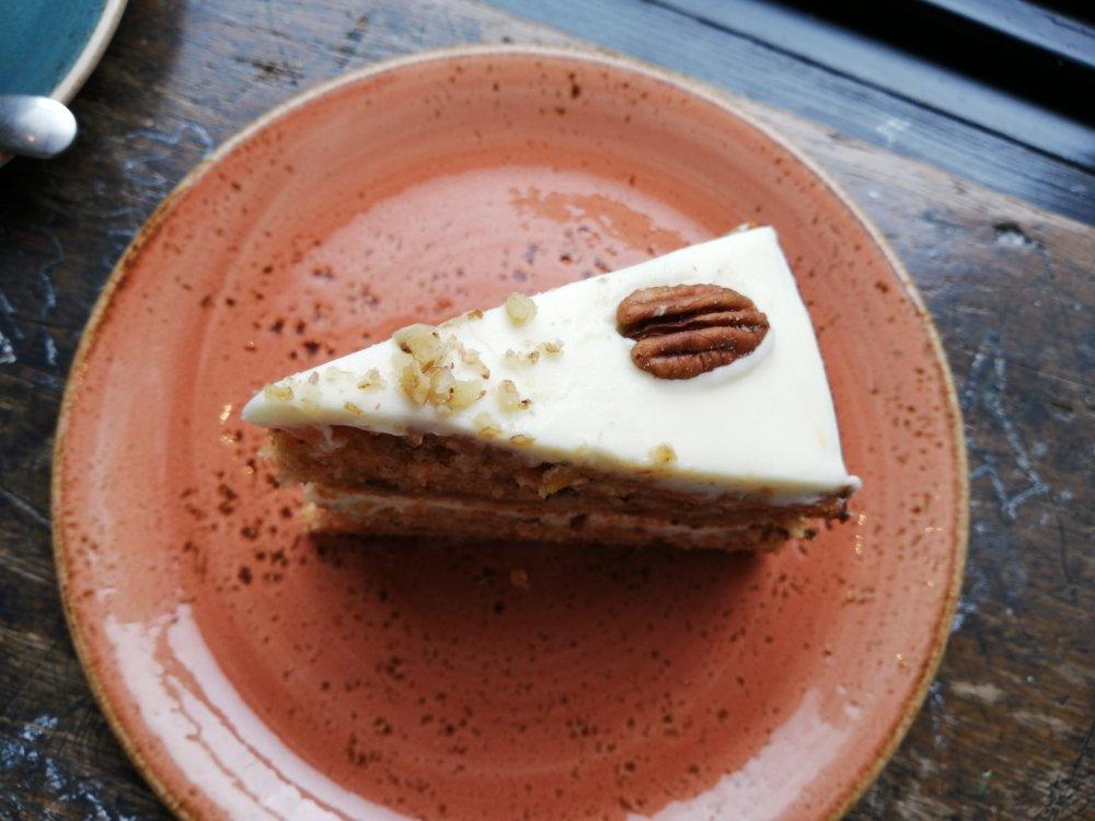 ノースフィールズのキャロットケーキ