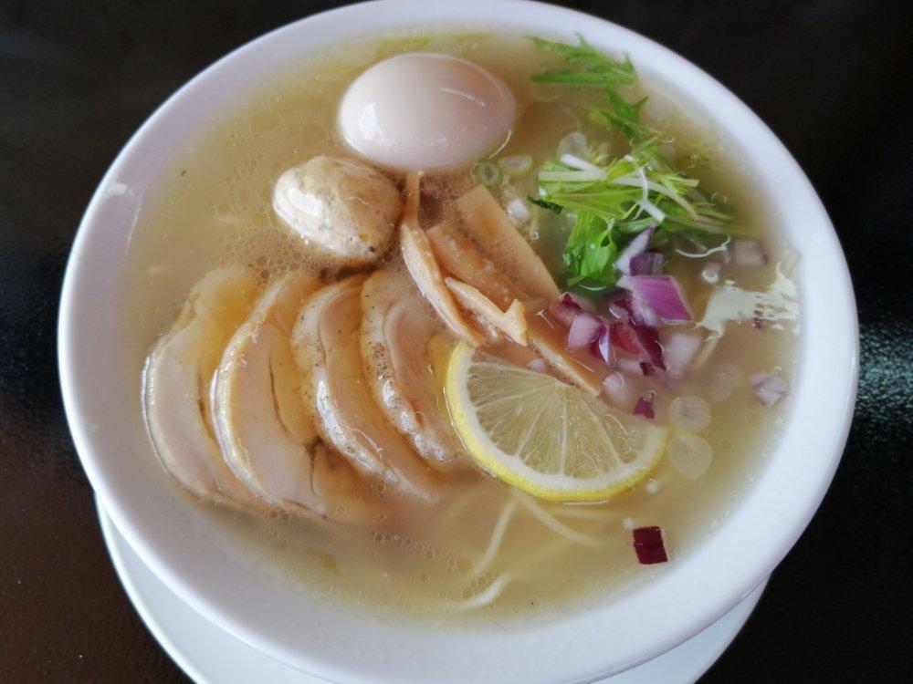 麺煌MOGAMI