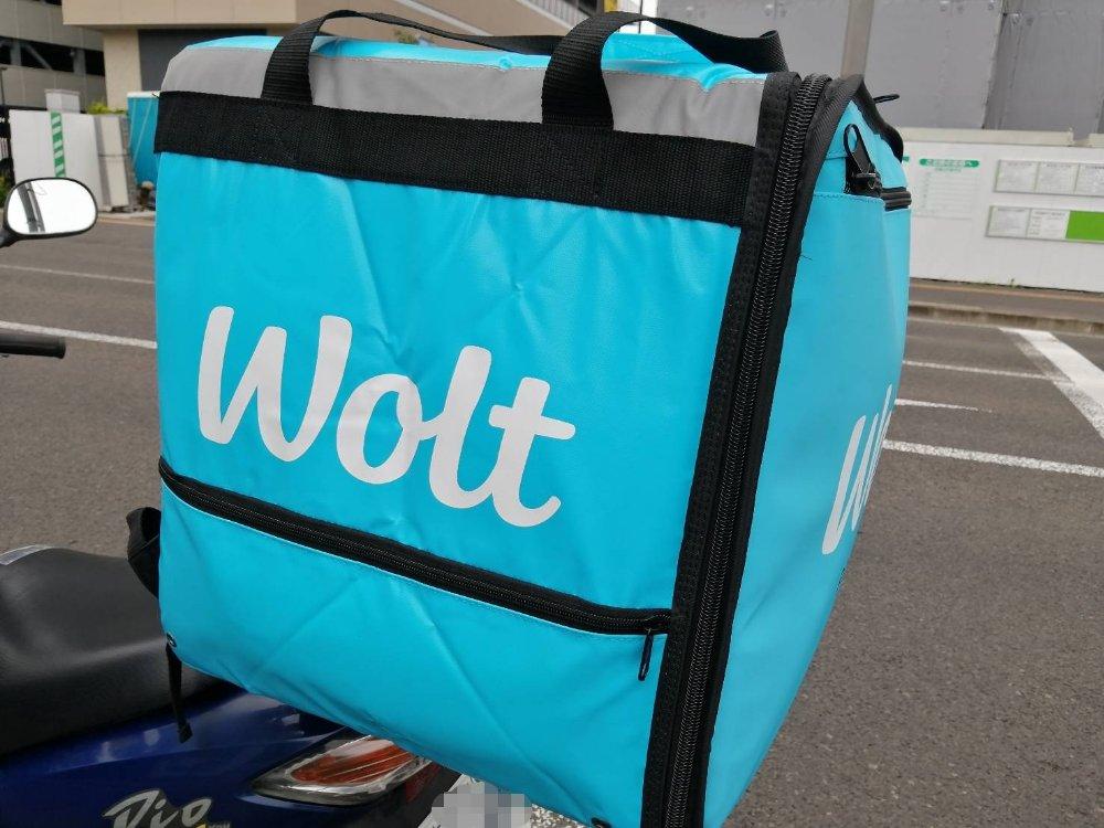 woltのバッグ