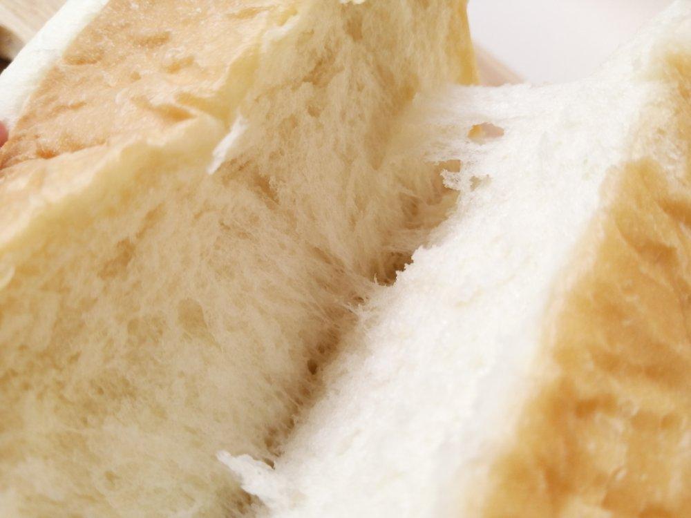 ラパンの食パンの感触