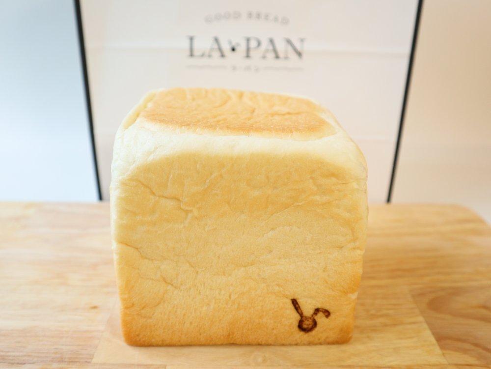 かわいいLA・PANの食パン