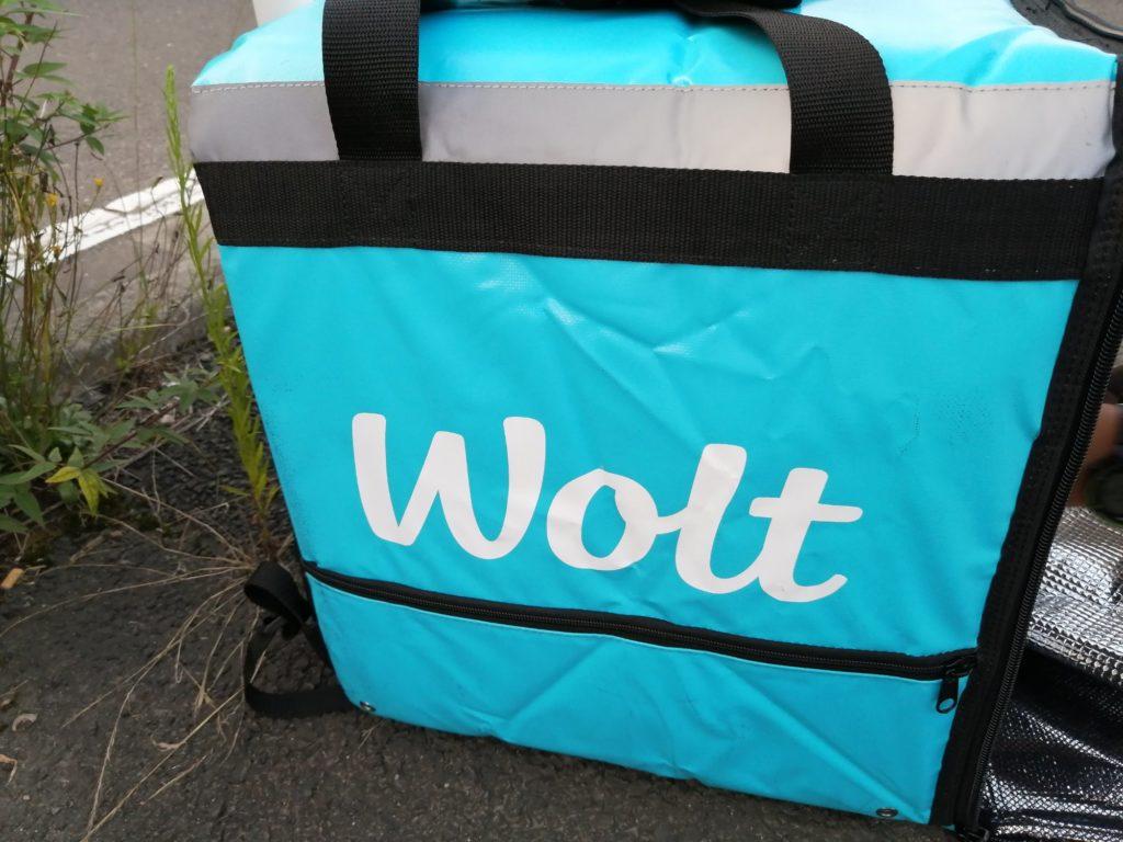 ウォルトの宅配バッグ