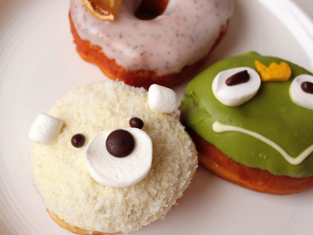 【カフェ巡り】片平 HEY かわいすぎるドーナツと美味しいモーニング