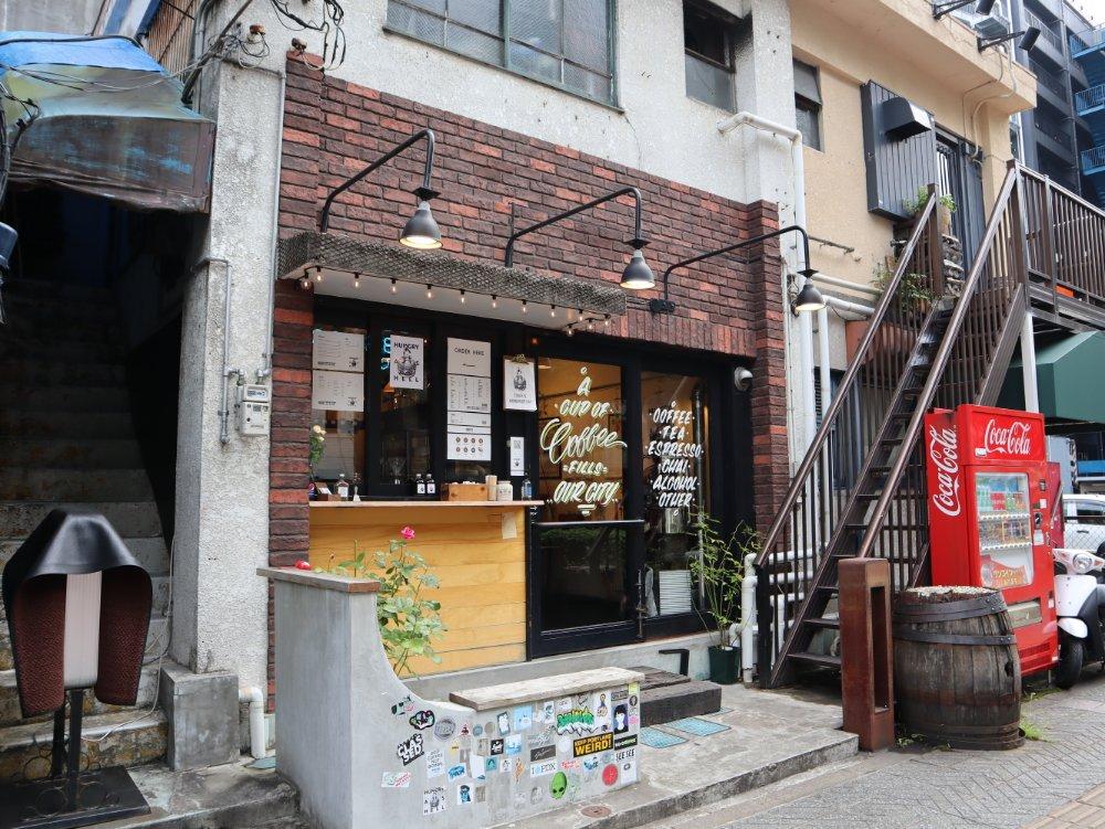 センダイコーヒースタンド