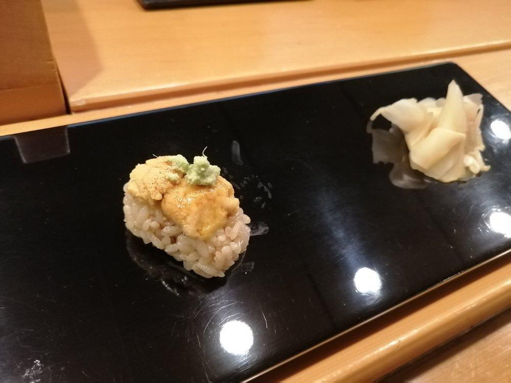 小判寿司で一人飲み