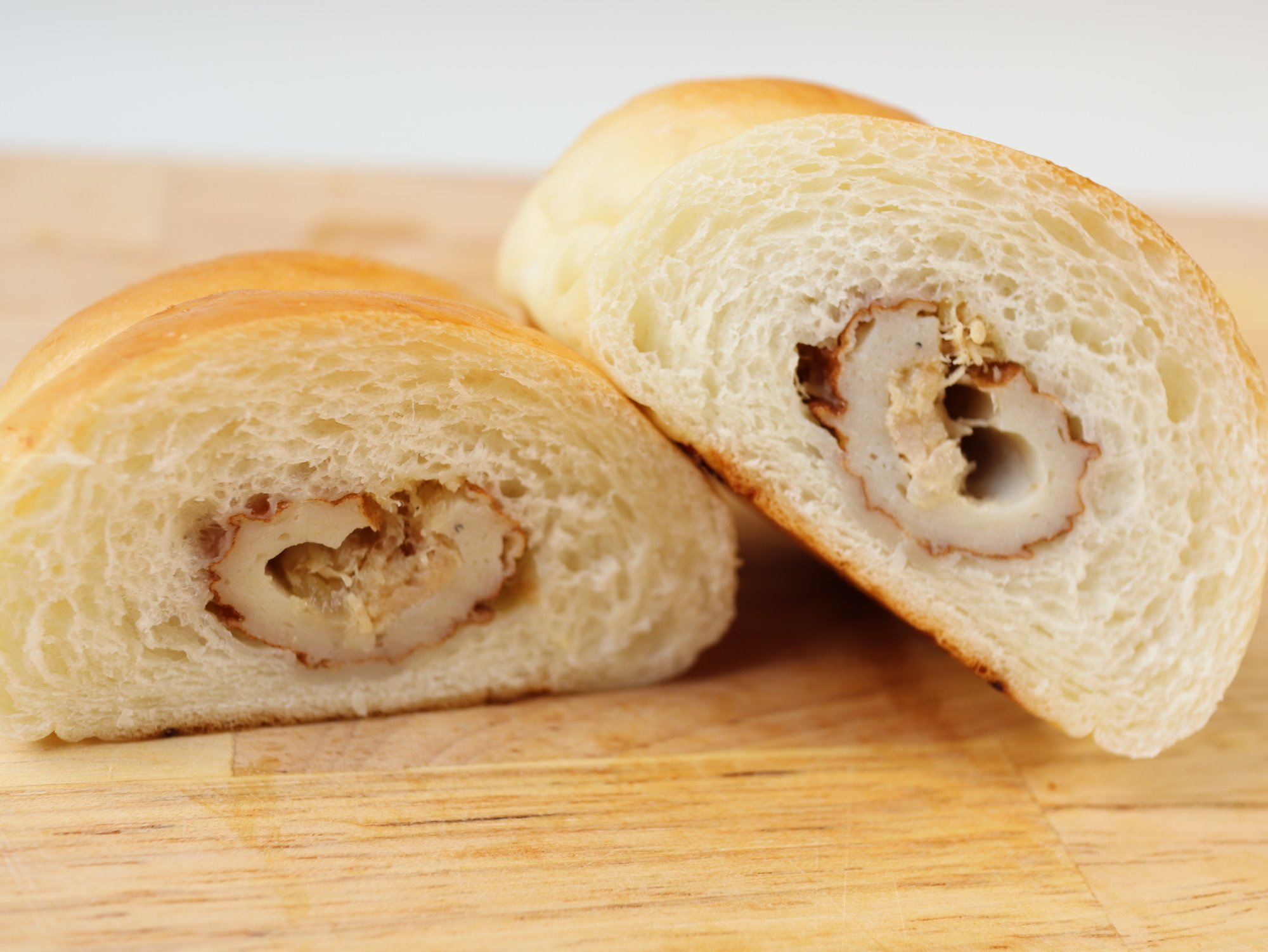 札幌発祥のちくわパン