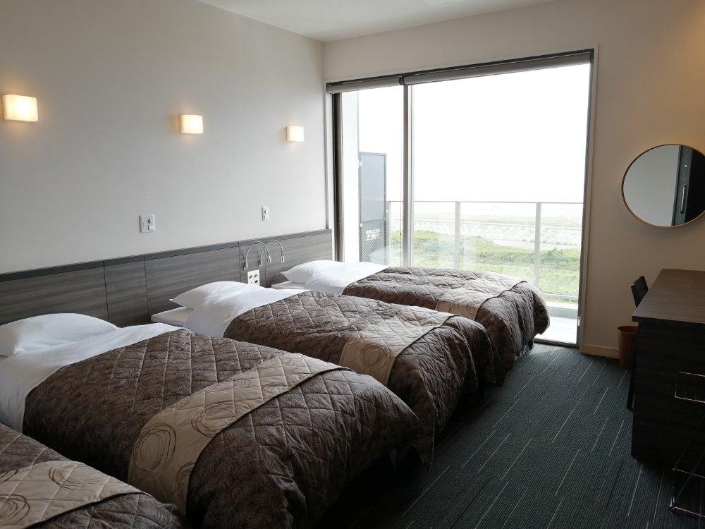 太平洋ビューの部屋