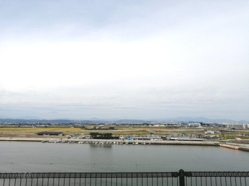 閖上の広浦湾