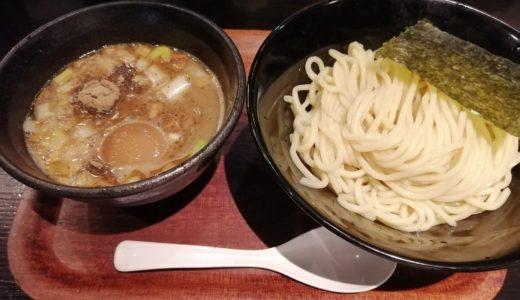 【ラーメン日記】台湾まぜそば×つけ麺専門店しずく|仙台市青葉区錦町