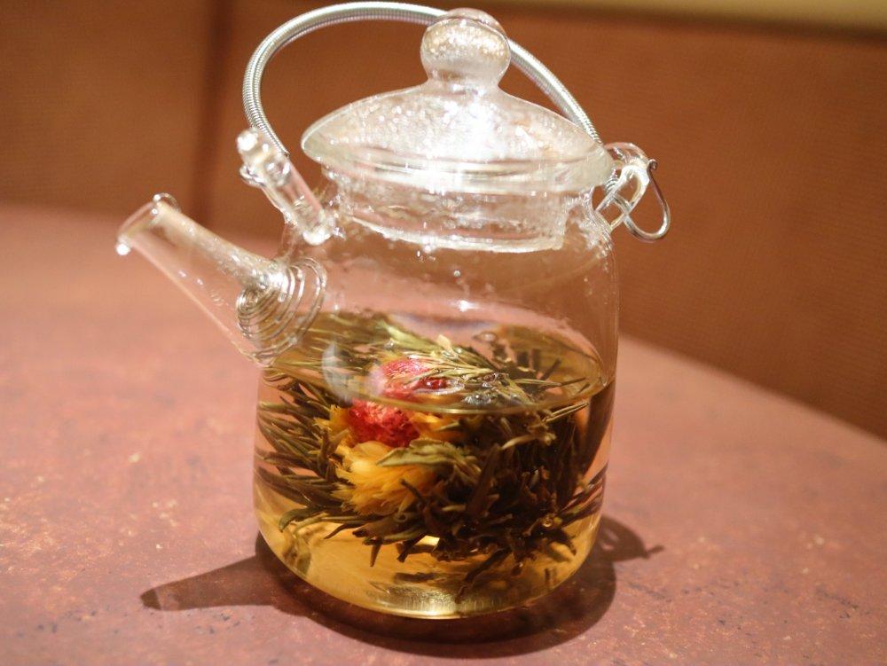 中国茶キンコロソウカ