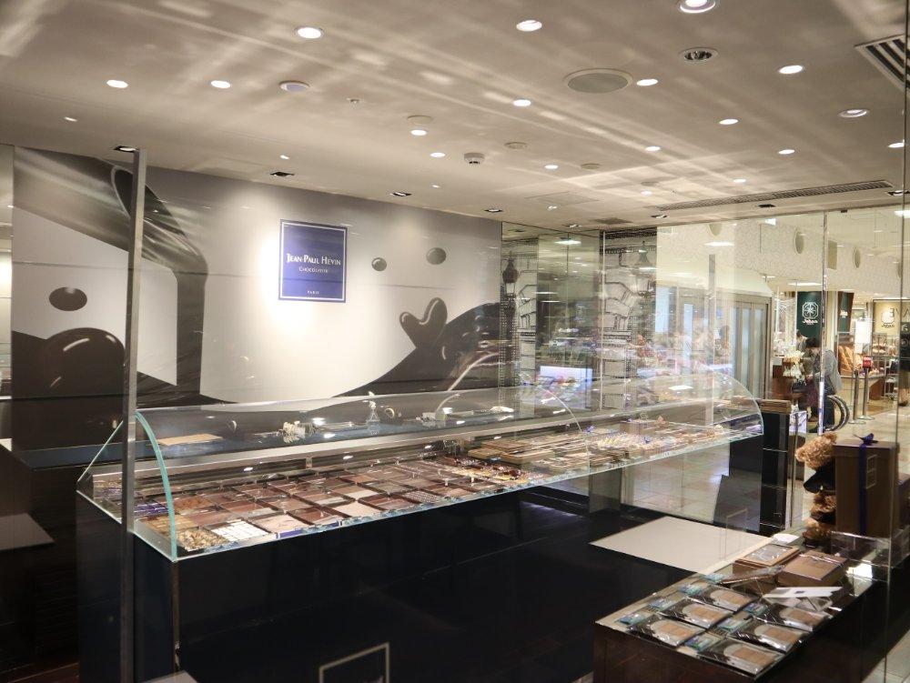 JEAN-PAUL HÉVIN仙台三越店