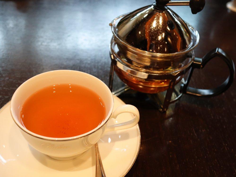 季節の紅茶 ジューシーラフランス