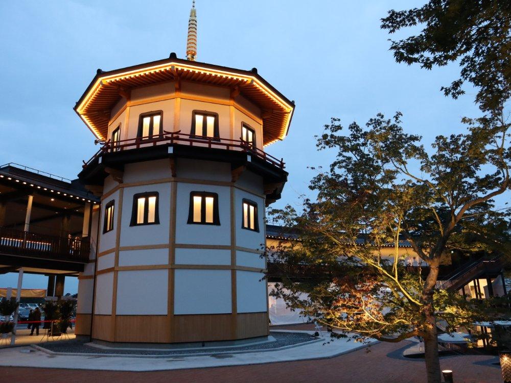 松島離宮 レツルタワー