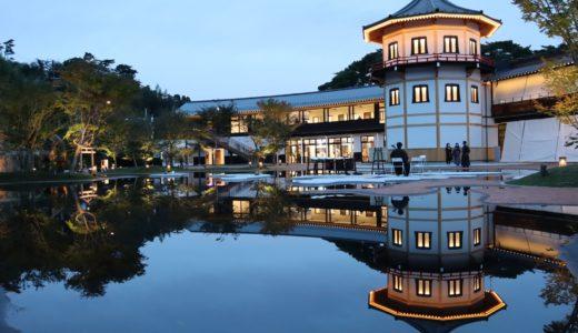 【レビュー】宮城県 松島離宮|美しいライトアップやグルメも全部紹介