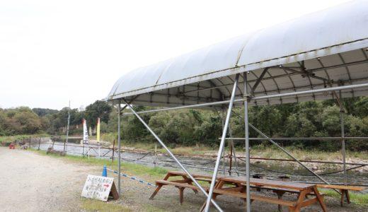 元祖芋煮会場広瀬川ってどんなところ?屋根付きで快適な手ぶらプランあり