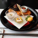ウェエスティン仙台の和食ランチ