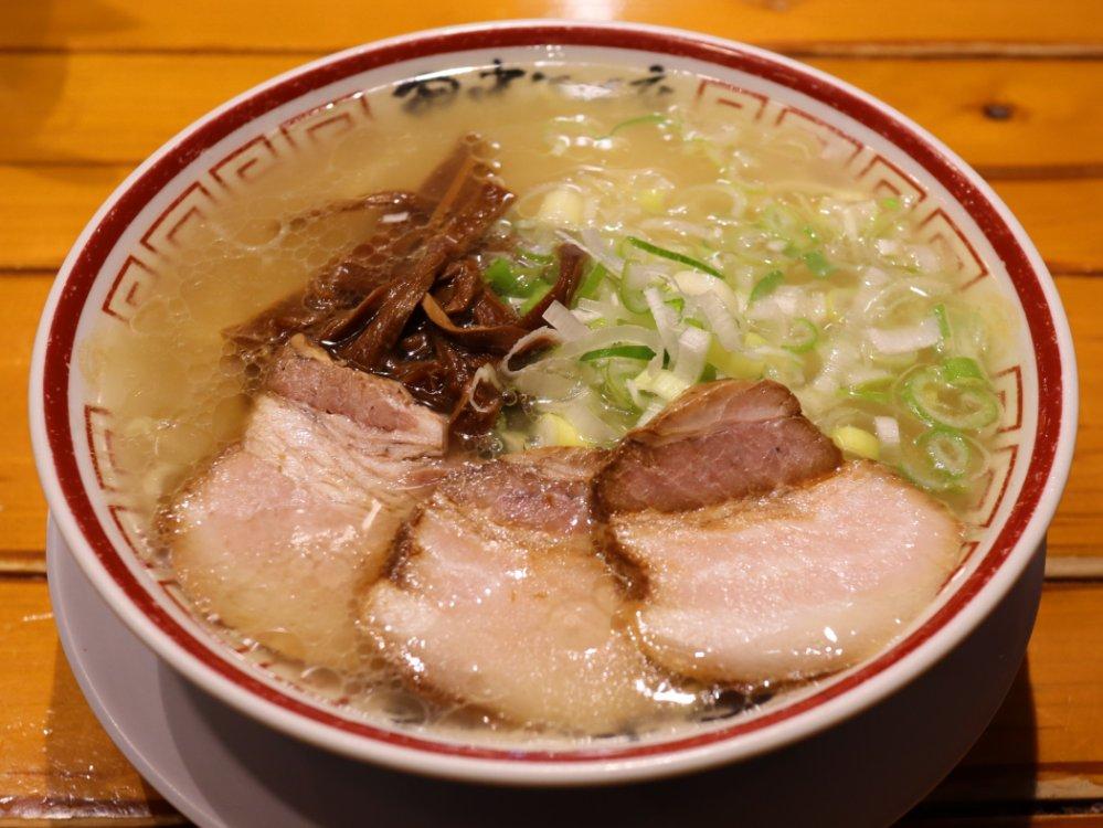 田中そば店 中華蕎麦