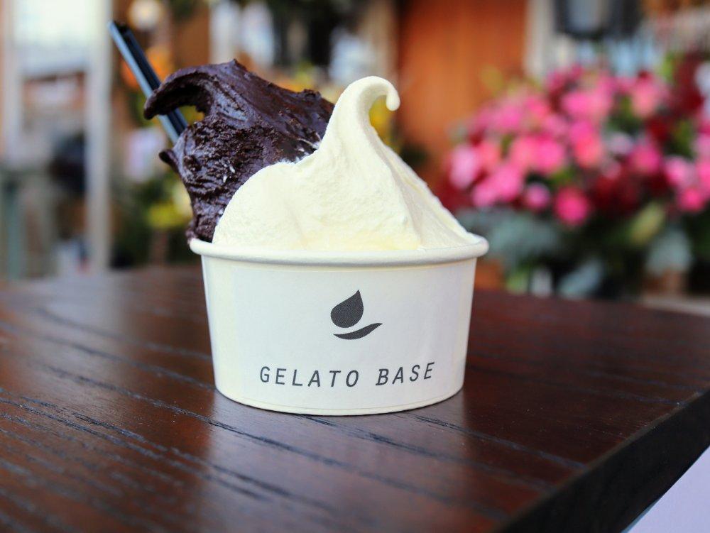 GELATO BASEのジェラート