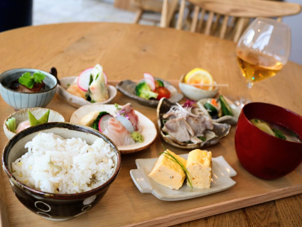 お食事処omitsu