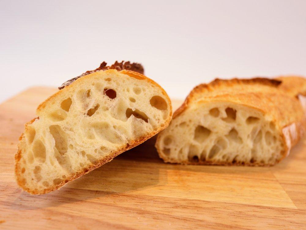 ジラフのフランスパン