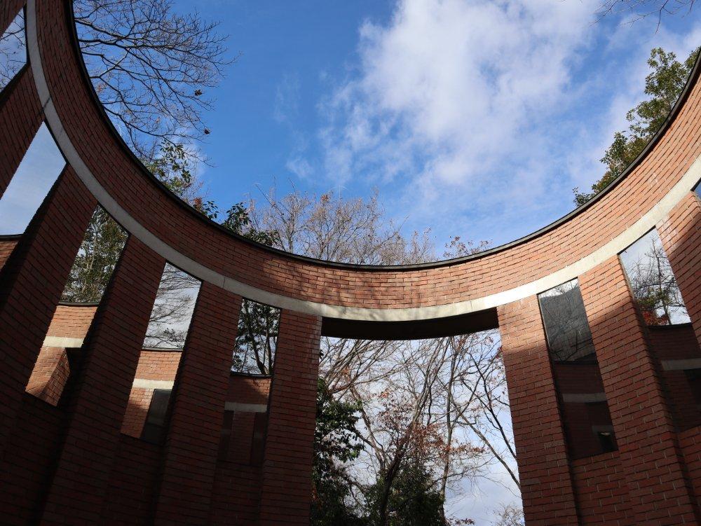 円柱状の空間