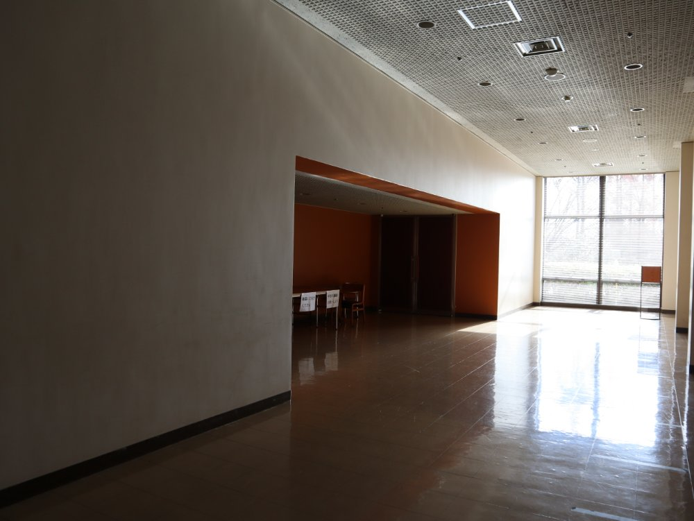 宮城県美術館 講堂