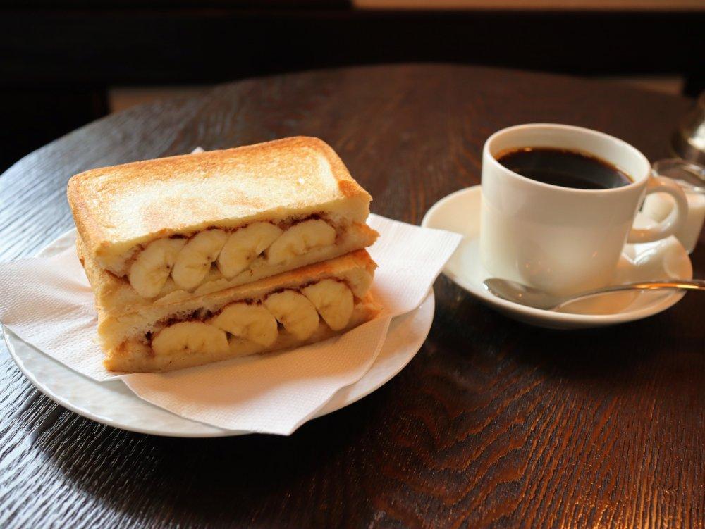 cafe mon st. louでカフェタイム