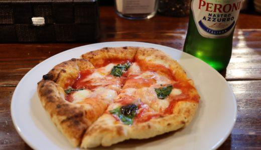 【お店レポ】いろは横丁のピザ屋さんピッツェリアろっこ|ワイン100円!ハーフサイズもあり!