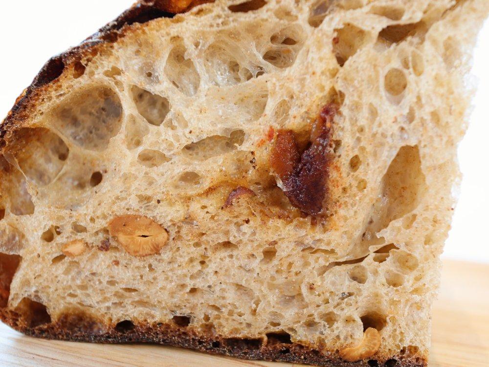 酵母パンの生地