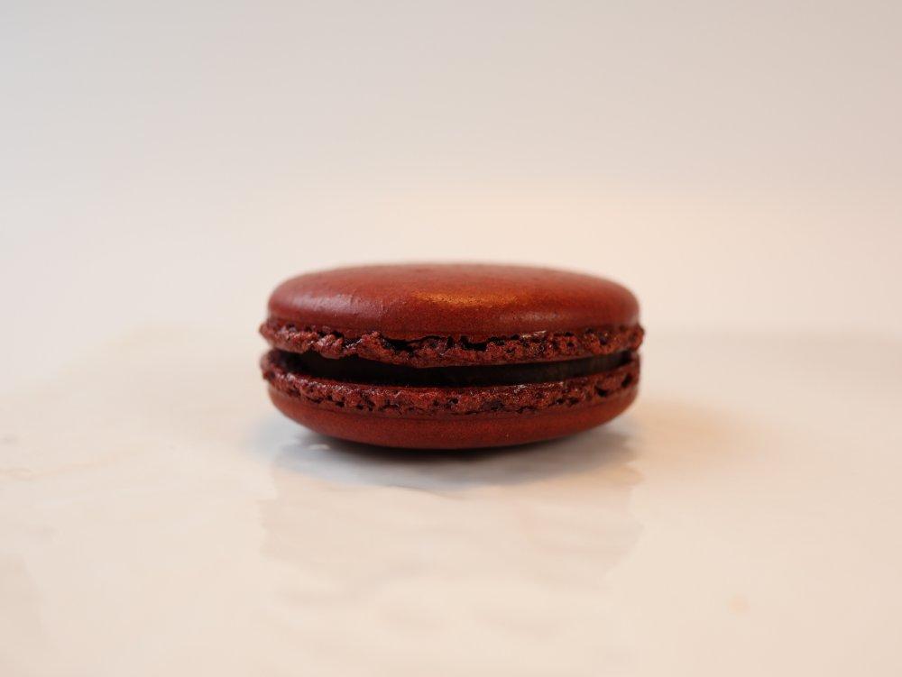 パティスリーティッセのマカロンチョコレート