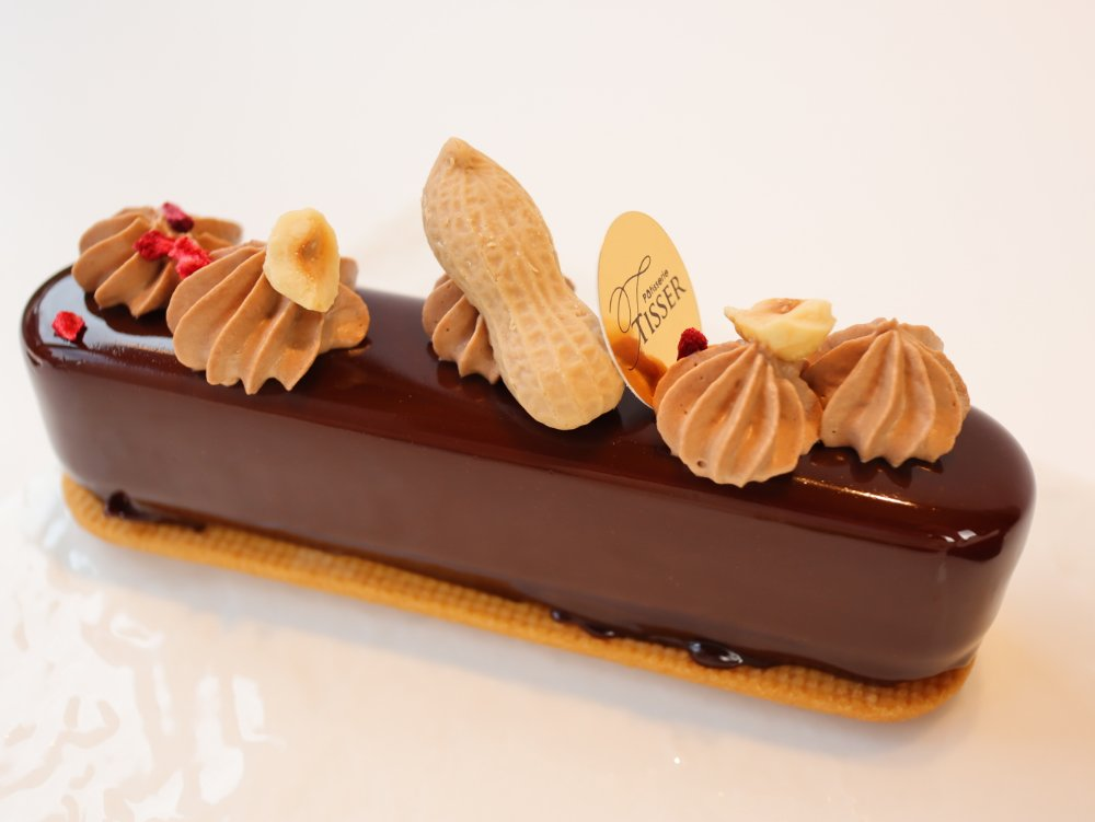 パティスリーティッセのチョコレートケーキ