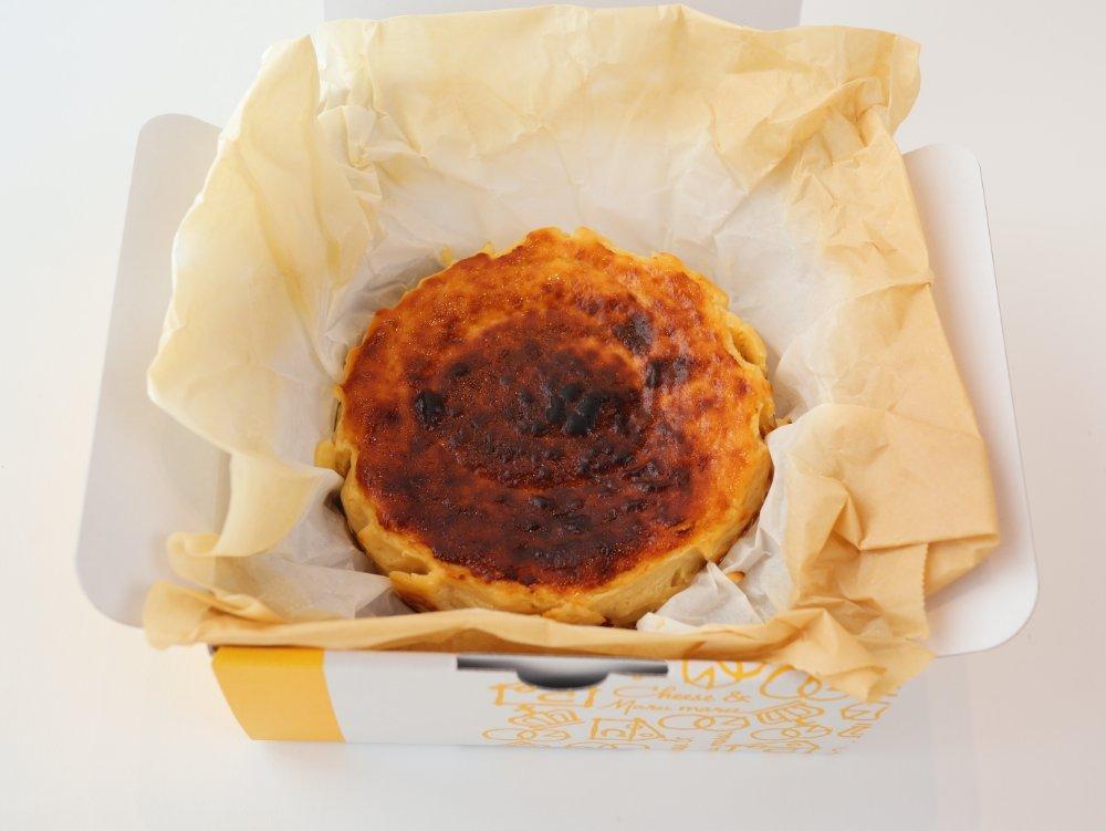 チーズとmarumaruのバスチー