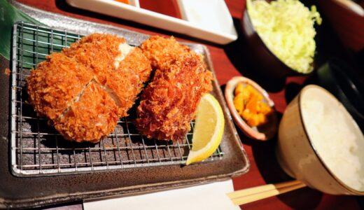 【お店レポ】キムカツ仙台店でミルフィーユカツとカキフライのスペシャルランチ