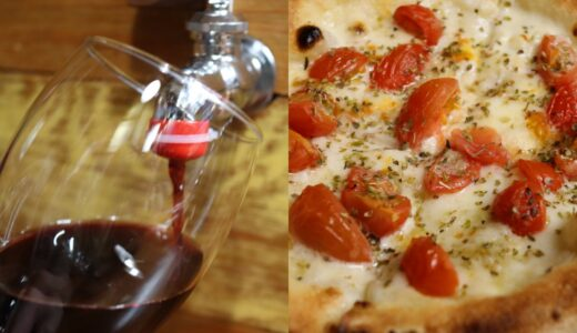 【お店レポ】国分町 ピッツェリアろっこ|蛇口からワイン飲み放題