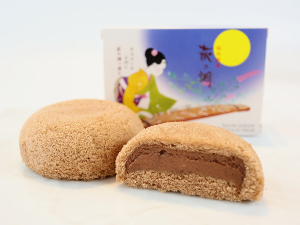 チョコレート版萩の月
