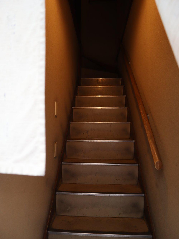 imosenの階段