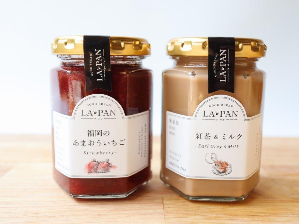 ラパンの人気ジャム2種
