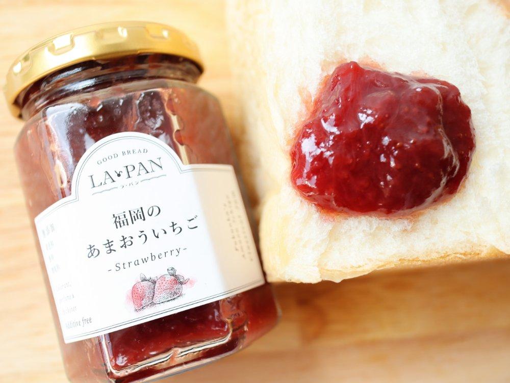 ラパンの福岡のあまおういちごジャム