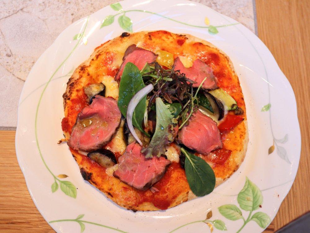 ピッツェリアラヴァロック仙台の週替わりピザ