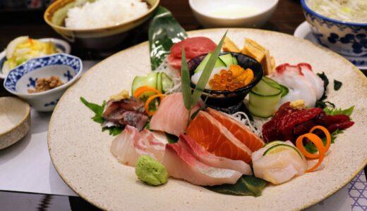 【レビュー】たんや善治郎 二日町店の超お得な海鮮定食ランチ